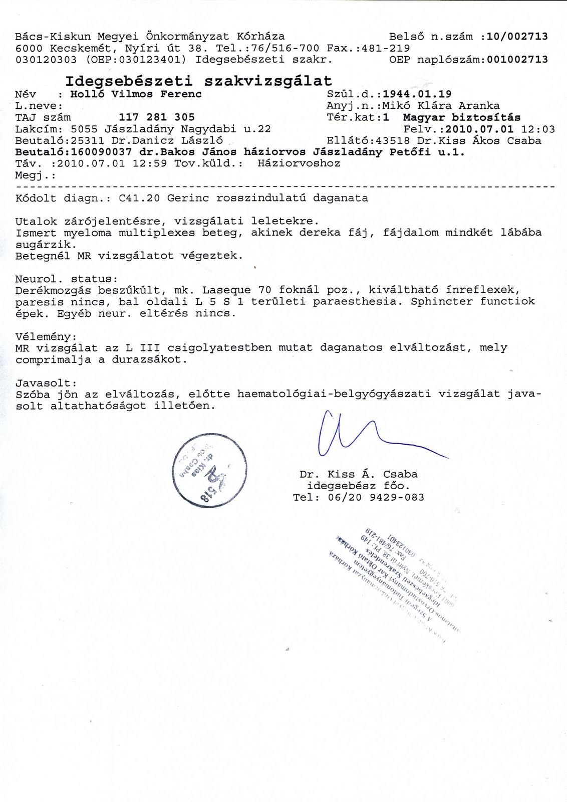 Hondrostrong Szilikon - HONDROSTRONG