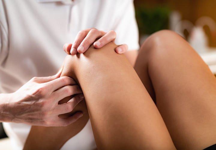 a láb csontok és ízületek károsodása