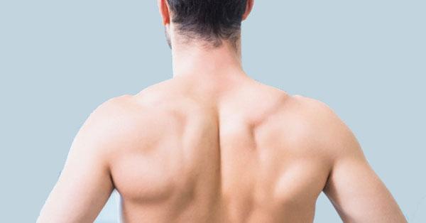 fáj a hátam közepe és a mellkasom