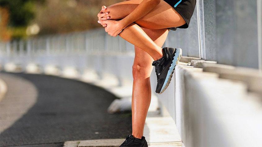térdfájdalom edzés közben