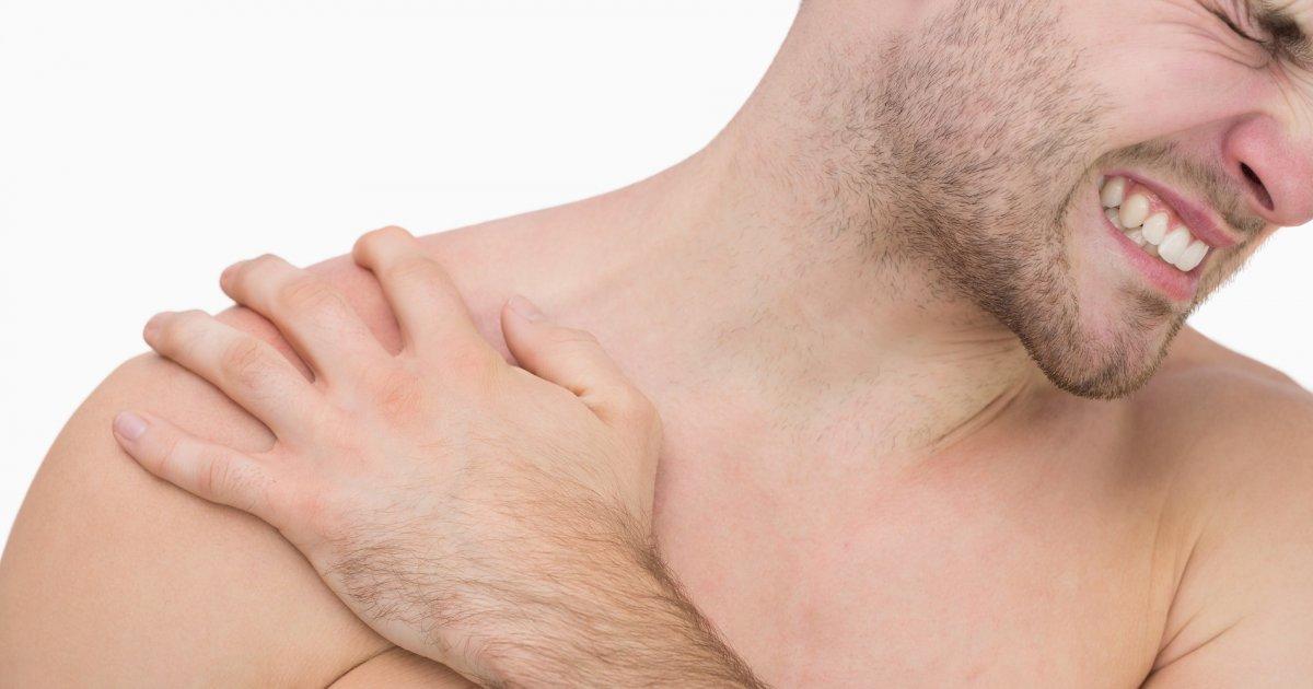 a vállízületeket elviselhetetlen fájdalom okozza