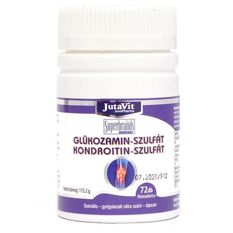 természetesen glükozamin-kondroitin