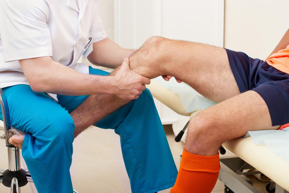 térdízület külső ligamentum sérülése