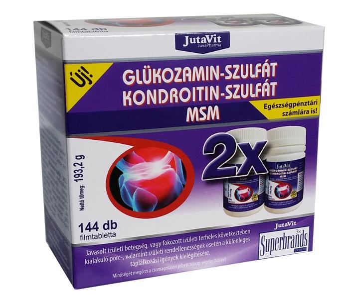 Glükozamin és kondroitin-szulfát az ízületekért | smarthabits.hu – Egészségoldal | smarthabits.hu