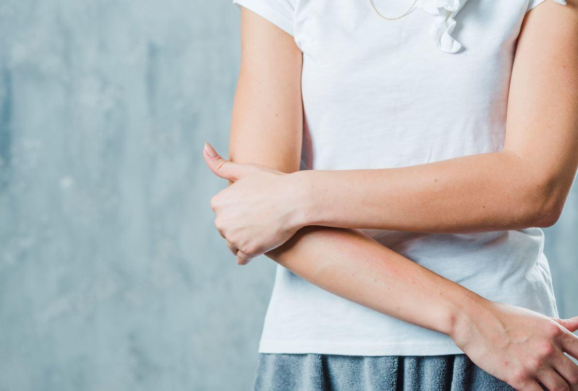 a könyökízületek és az ujjak ízületi kezelése artrózis és röntgen kezelés