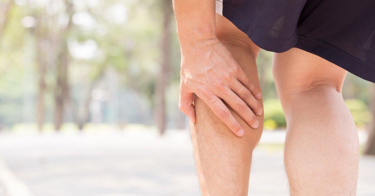 éles ízületi fájdalom futás közben