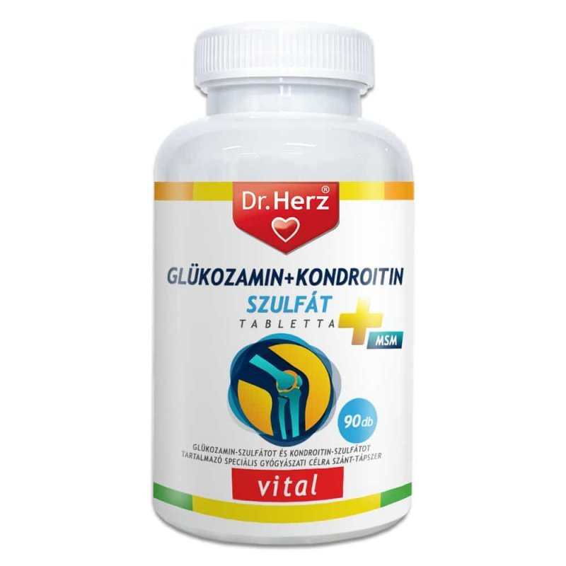 kondroitin balzsam glükózamin