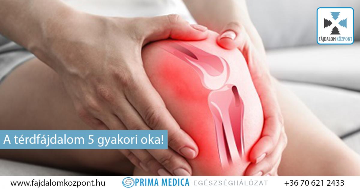 a térd artrózisának kezelésére szolgáló módszereim