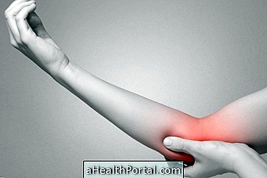 csukló epicondylitis tünetei és kezelése