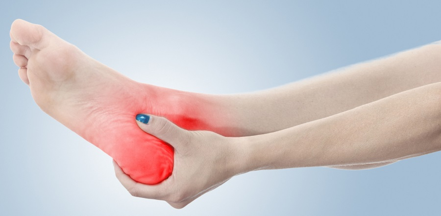 A boka arthritis tünetei és kezelése