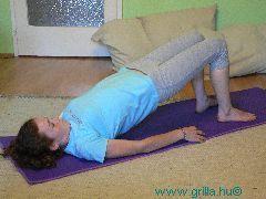 a csípőízület kezdő artrózisa