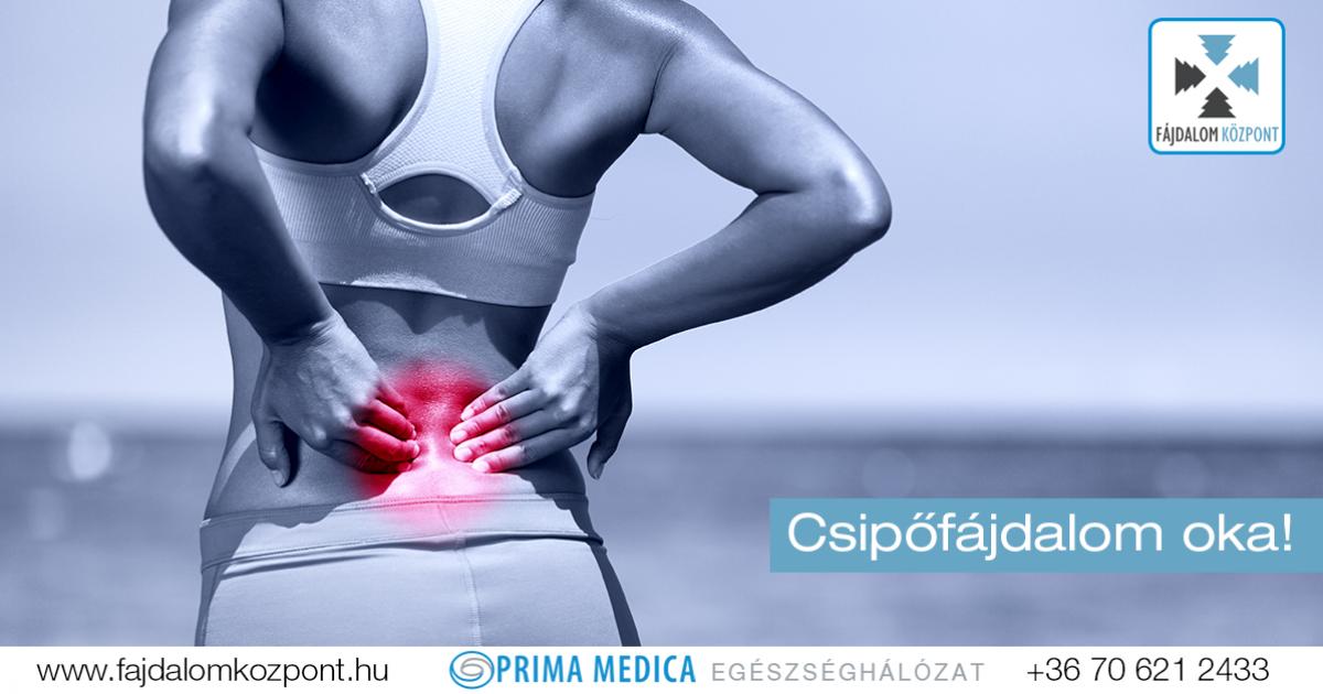akupresszúra csípőfájdalom esetén