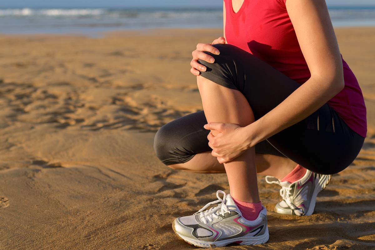 ízületi fájdalmak futás közben