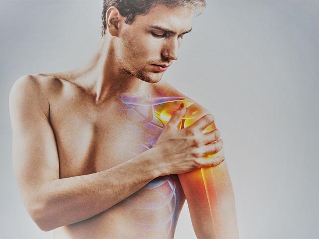 akut fájdalom a vállízület mozgásakor