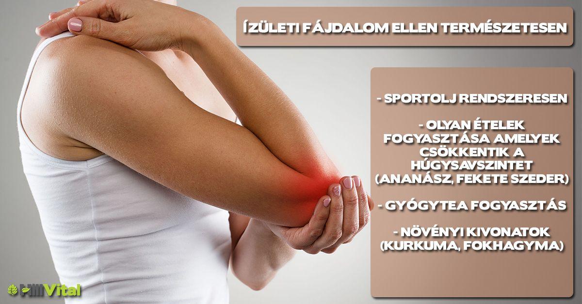 ízületi fájdalom és sport