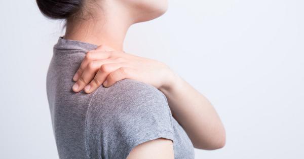 a váll ízületei fájnak, mit kell tenni ízületek fájdalom után a vízszintes sávon
