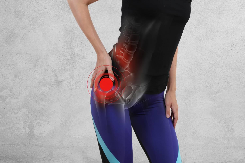 fájdalom a csípőízületben nyújtás közben