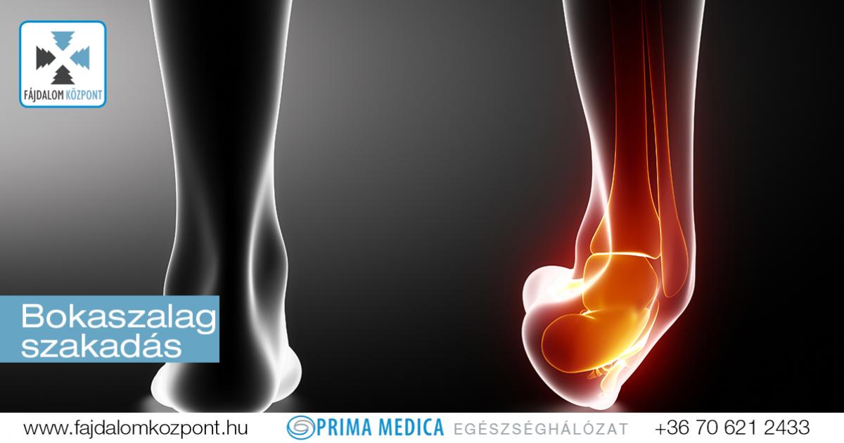 fájdalom a boka ízületeiben edzés után az ízületek osteochondrozisának legjobb gyógyszere