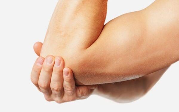 fájdalom és gyulladás a könyökízületben mennyi artrózist kezelnek