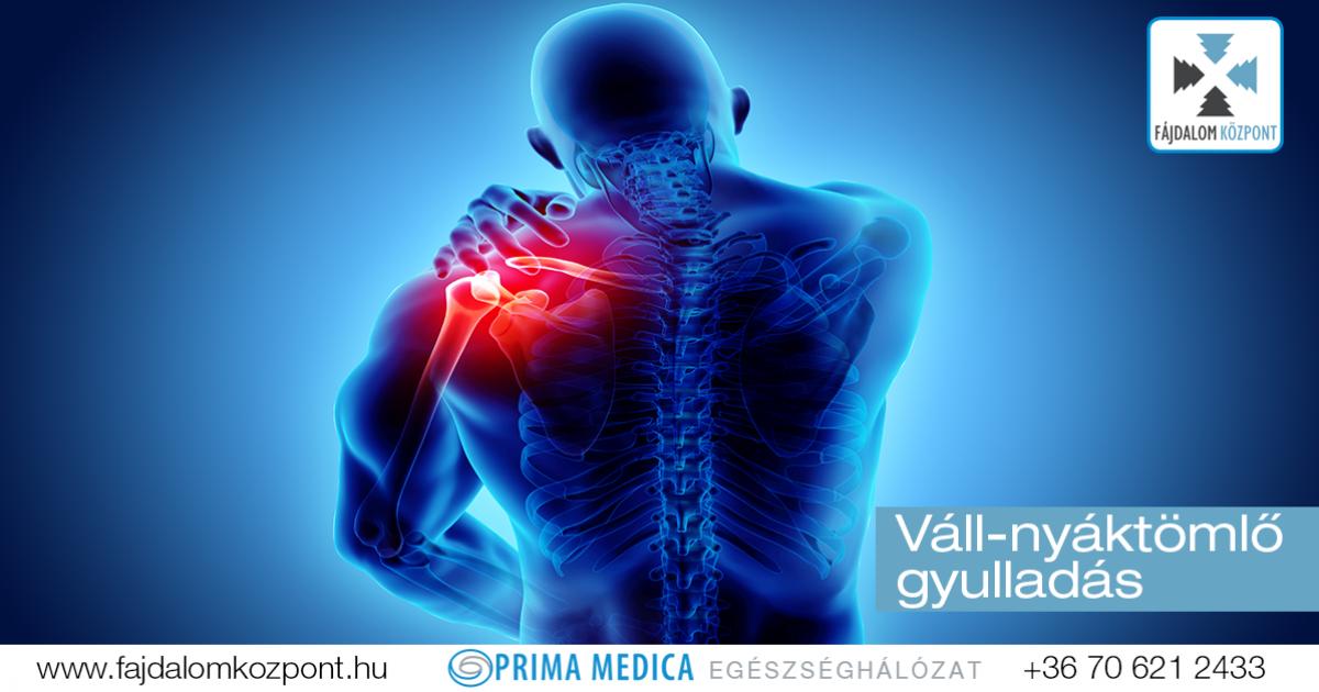 kezeli a vállízület fájdalmait fájdalom a csípőízület gyulladásában
