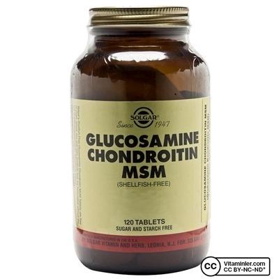 kondroprotektorok glükozamin és kondroitin