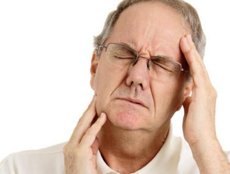 mi okozza az arcízület fájdalmát