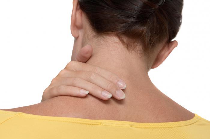 Nyaki osteochondrosis: tünetek és kezelés - Arthrosis July