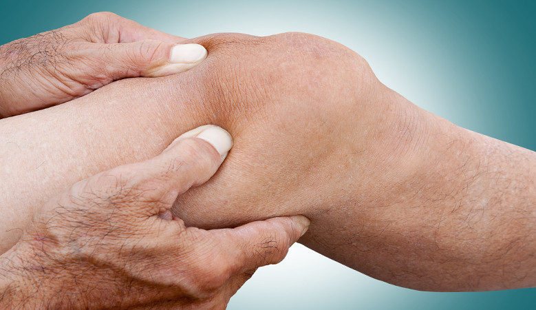 térdfájdalom járáskezeléskor