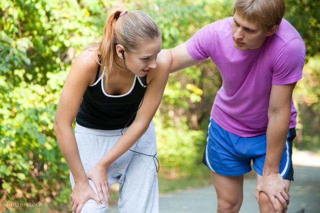 fájó lábízület futás közben