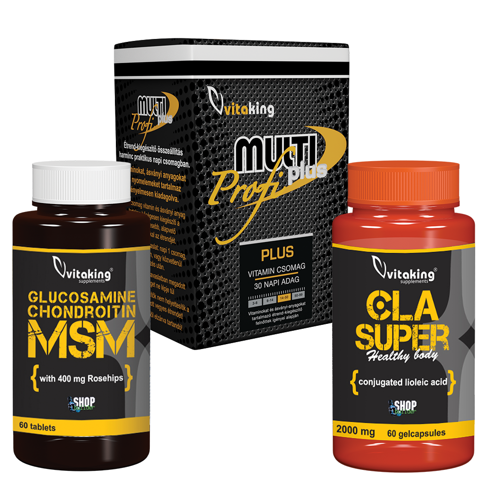 kondroitin-glükozamin-komplex 60