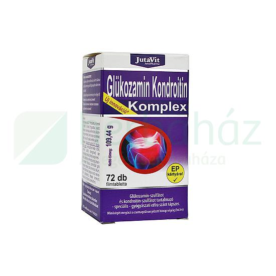 glükózamin-kondroitin komplex gyógyszerára összeroppant minden gerinc ízület fájdalom