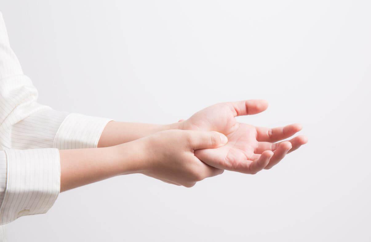 carpal ízületi kezelés