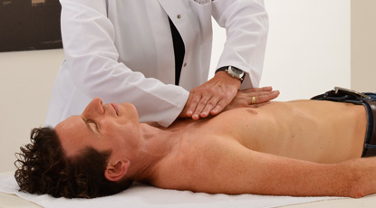 az ízületi osteopathia kezelése