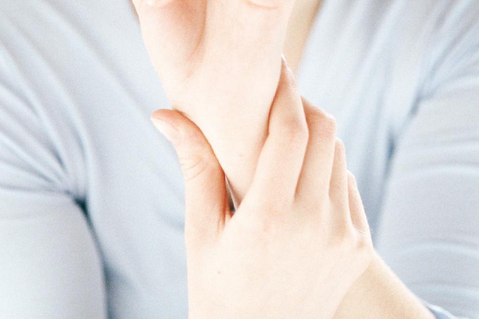 fáj az ízületeim az ujjaimon csípőprobléma kezelése