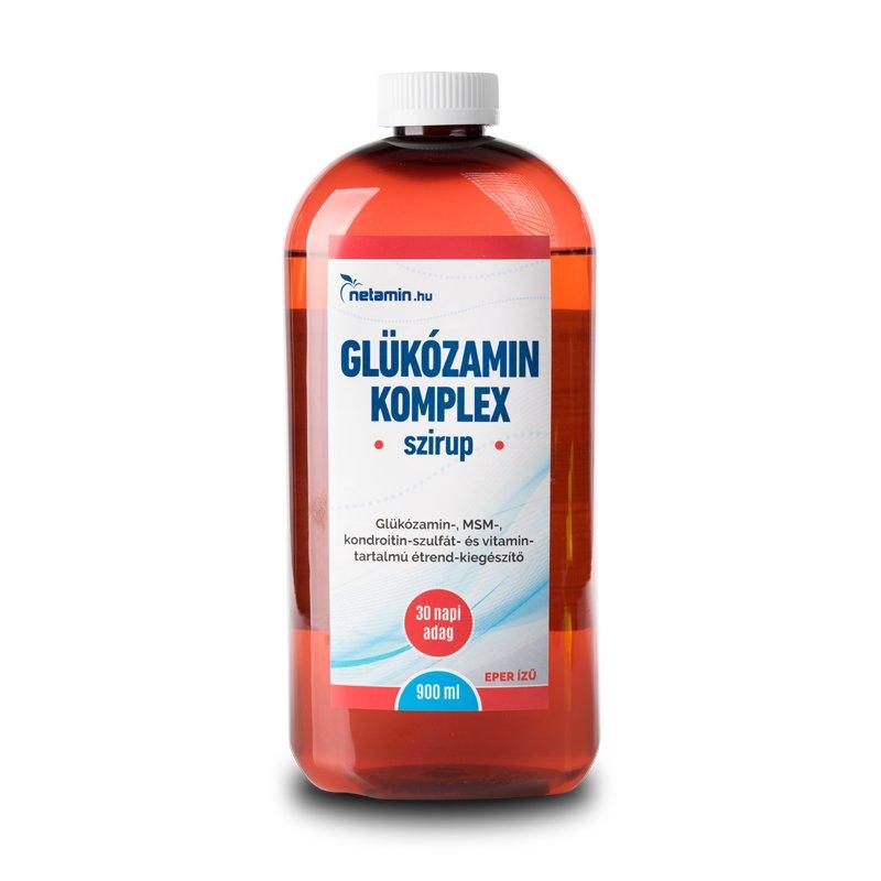glükózamin-kondroitin komplex gyógyszerára bokaízületek ödéma