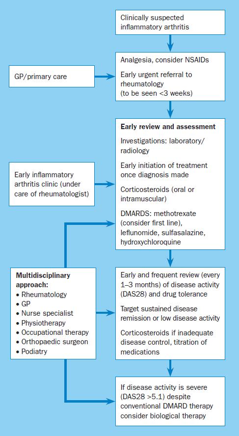 rheumatoid arthritis guidelines 2019 pdf